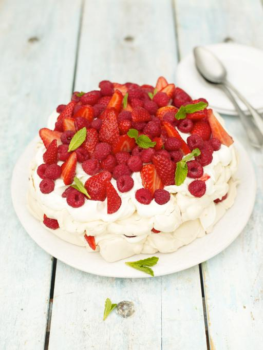 Summer Berry Pavlova Jamie Oliver Recipes