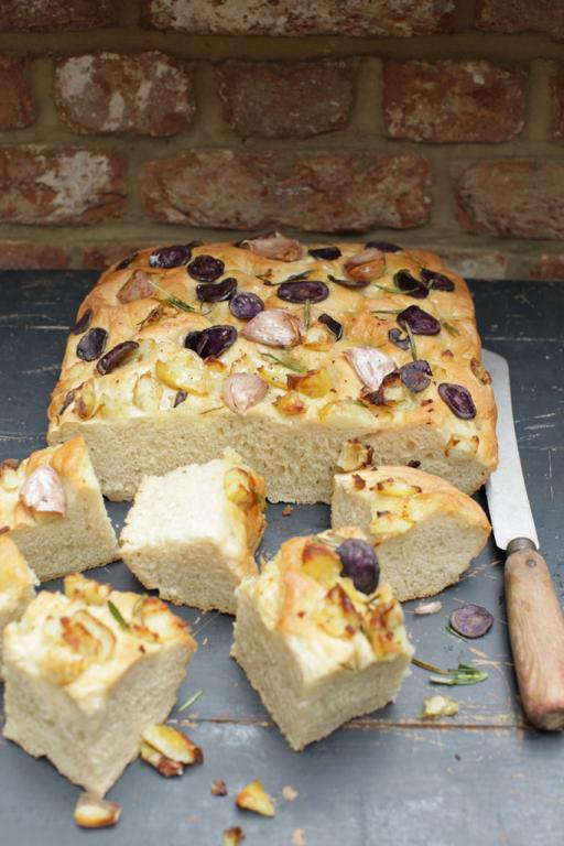 picnic bread