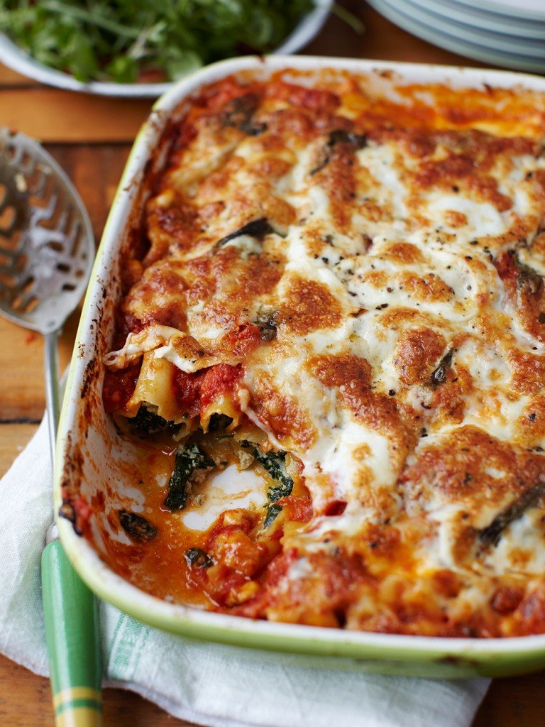 vegetarian recipes cannelloni