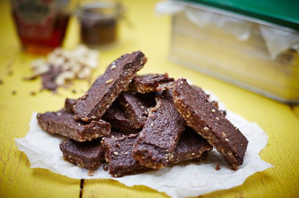 No Bake Vegan Chocolate Fudge Bars Jamie Oliver