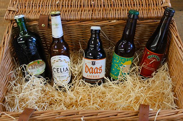 gluten-free beer