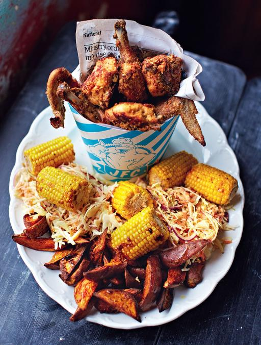 Five retro foods saved by jamie jamie oliver features done badly it can be a travesty but done well its a joy crispy skin flavourful soft insides and a proper messy meal jamies forumfinder Images