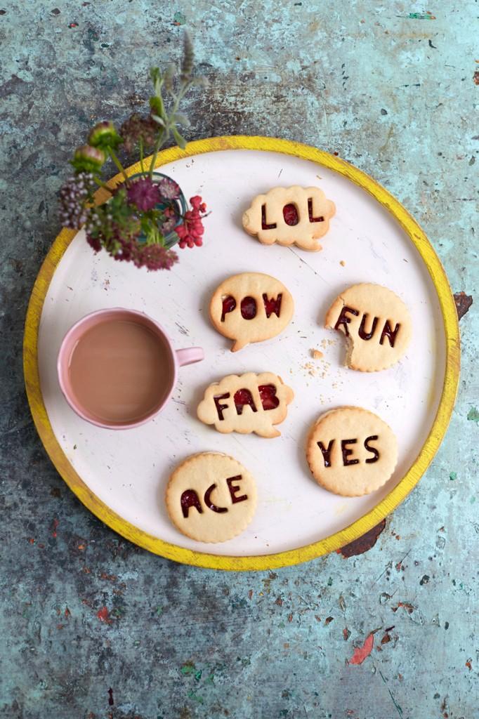 jammie biscuits