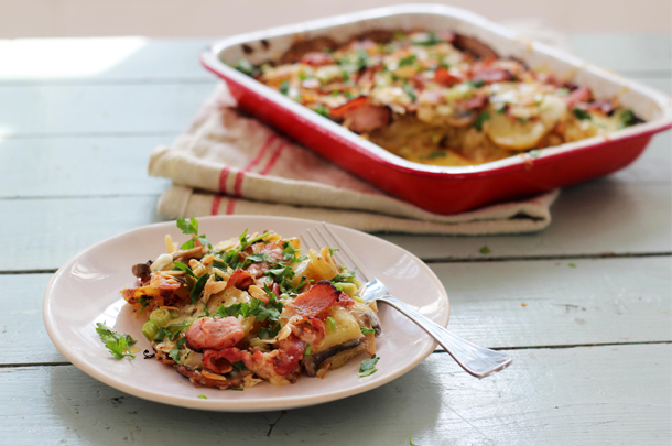 potato gratin recipe