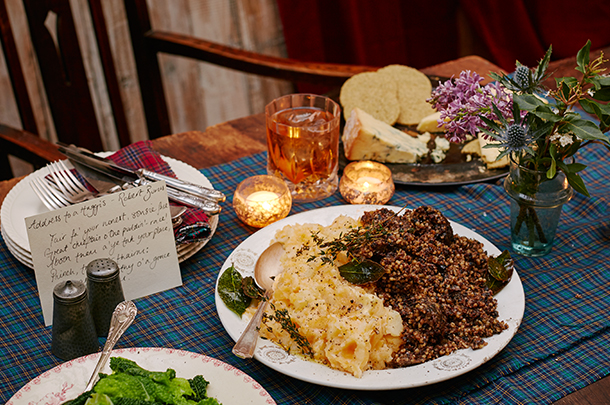 Burns supper recipes