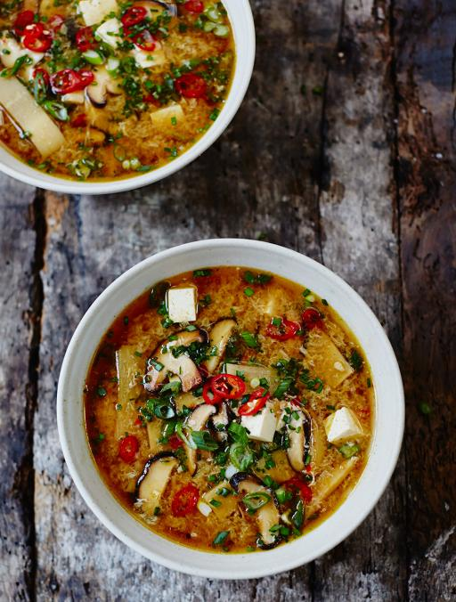 How i fell in love with tofu jamie oliver features true in this particularly wonderful chinese inspired recipe for hot sour soup or this incredible gorgeous gado gado recipe from jamies comfort food forumfinder Images