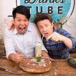 cocktail star with Jamie Oliver