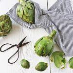 How to use artichokes - artichokes with scissors