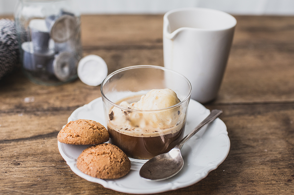 Affogato: the ultimate simple dessert