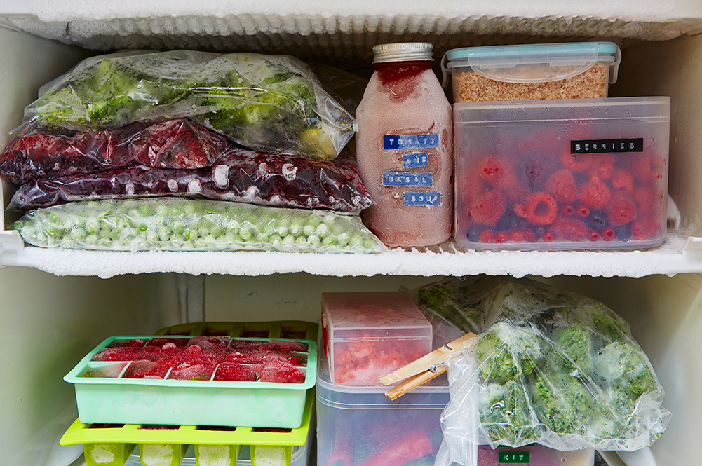 Cutting Food Waste Fabulous Freezer Tips Features