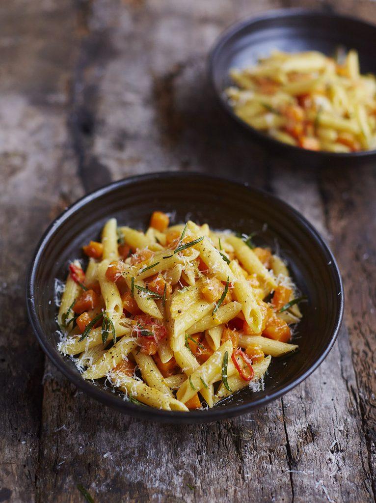 pasta shapes