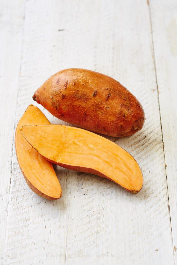healthy sweet potato