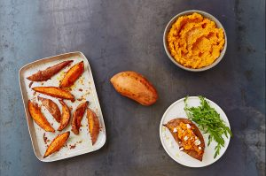 Why sweet potato is healthy