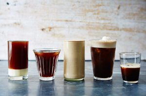 Top five iced coffees from around the world