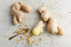 Everyday super foods: turmeric & ginger