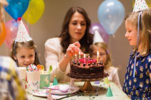 Food allergy-friendly parties and celebrations