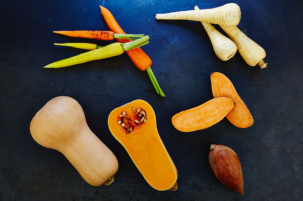 The wonderful world of root veg