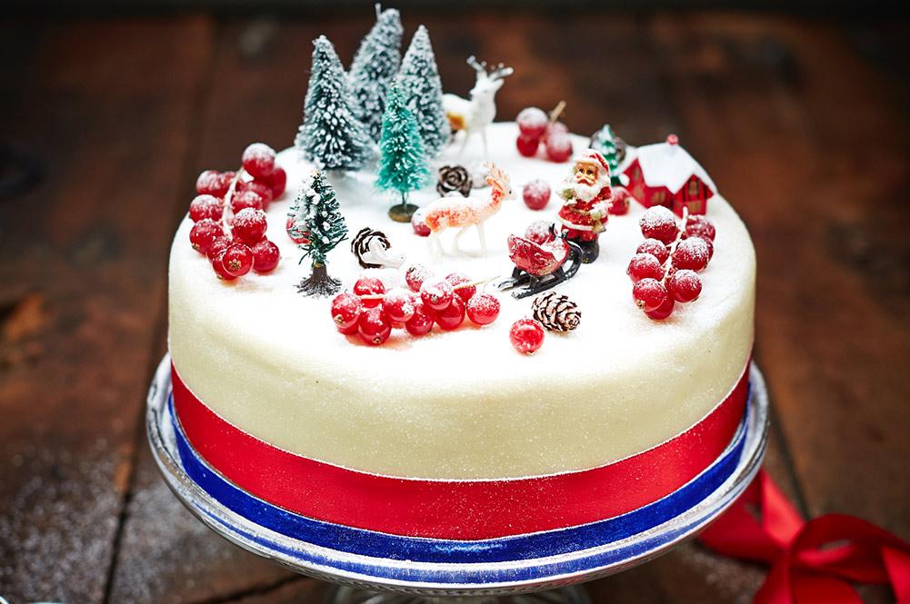 фото рецепты тортов с новогодней тематикой все
