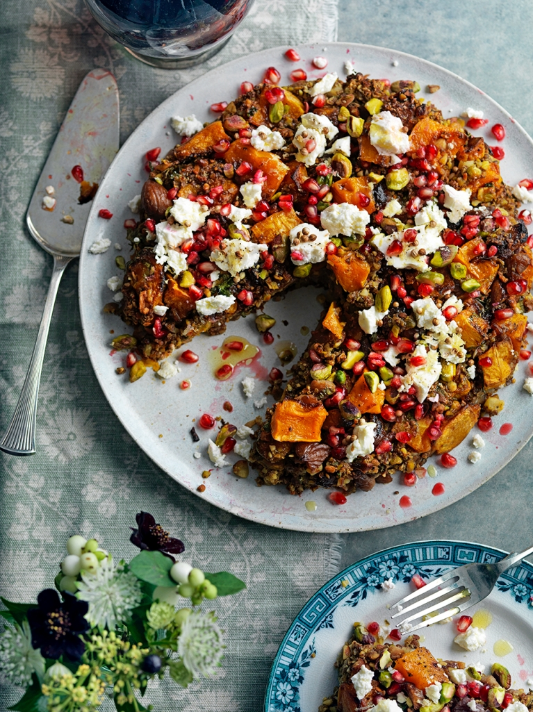 Persian squash pistachio roast vegetable recipes jamie magazine forumfinder Images