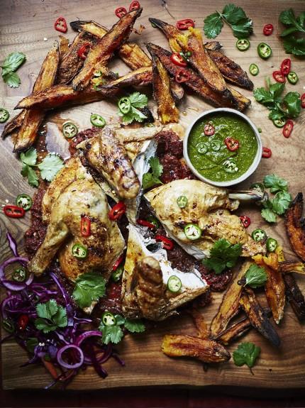 Peri Peri Chicken Recipe Jamie Oliver Recipes
