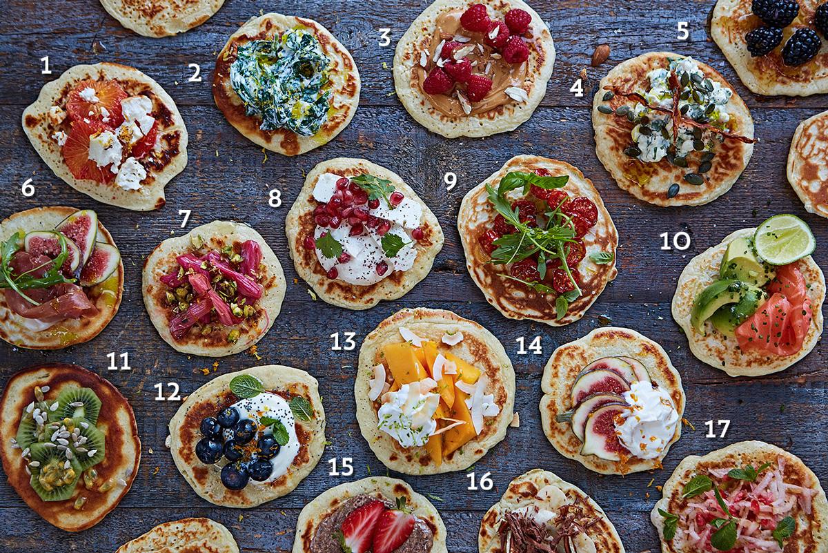 17 Healthy Ways To Pimp Your Pancakes Jamie Oliver