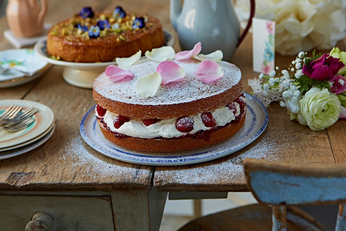 Dairy Free Cake Recipe Jamie Oliver: Mother's Day Baking Recipes