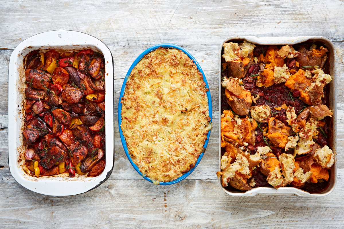 Plain Cake Recipe Jamie Oliver: 10 Simple Oven-baked Dinners