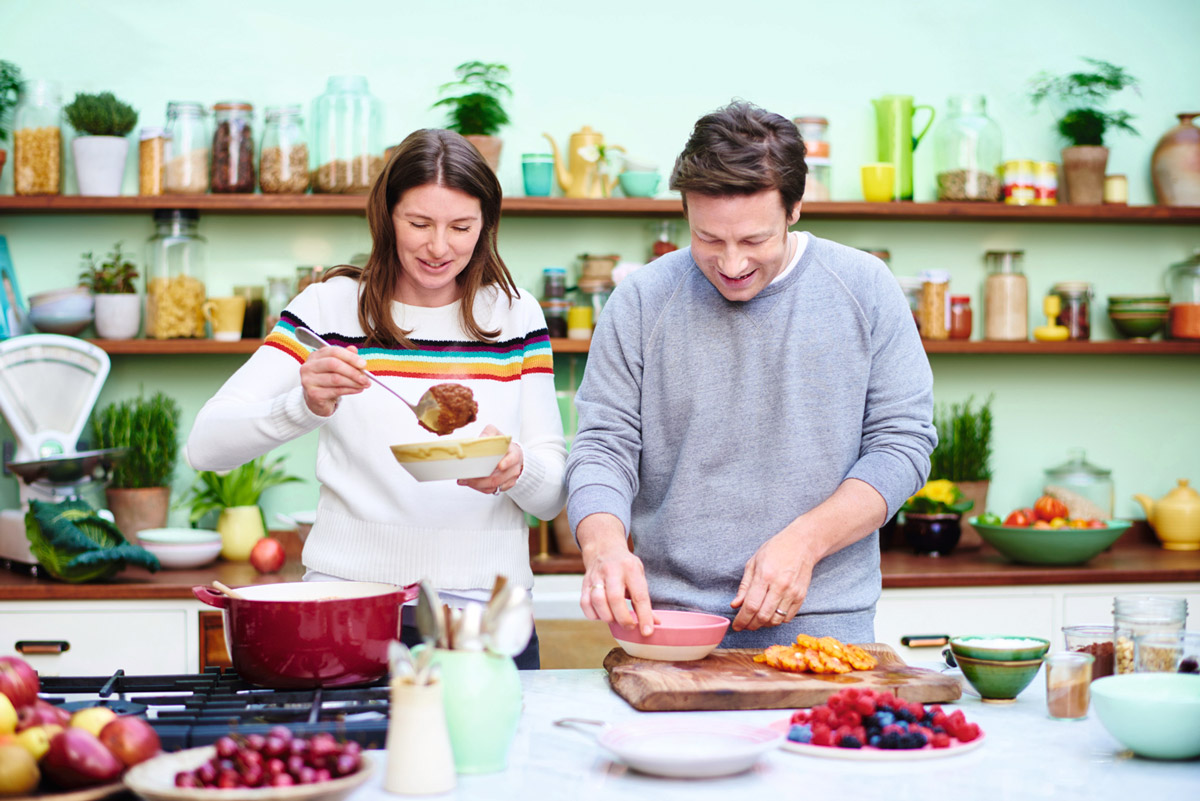 Top Tips On How To Live Well Features Jamie Oliver