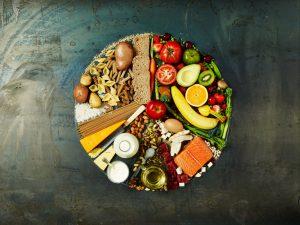 Jamie's balanced plate philosophy