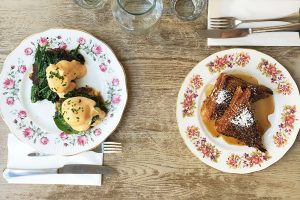 Where to find the best eggs in London
