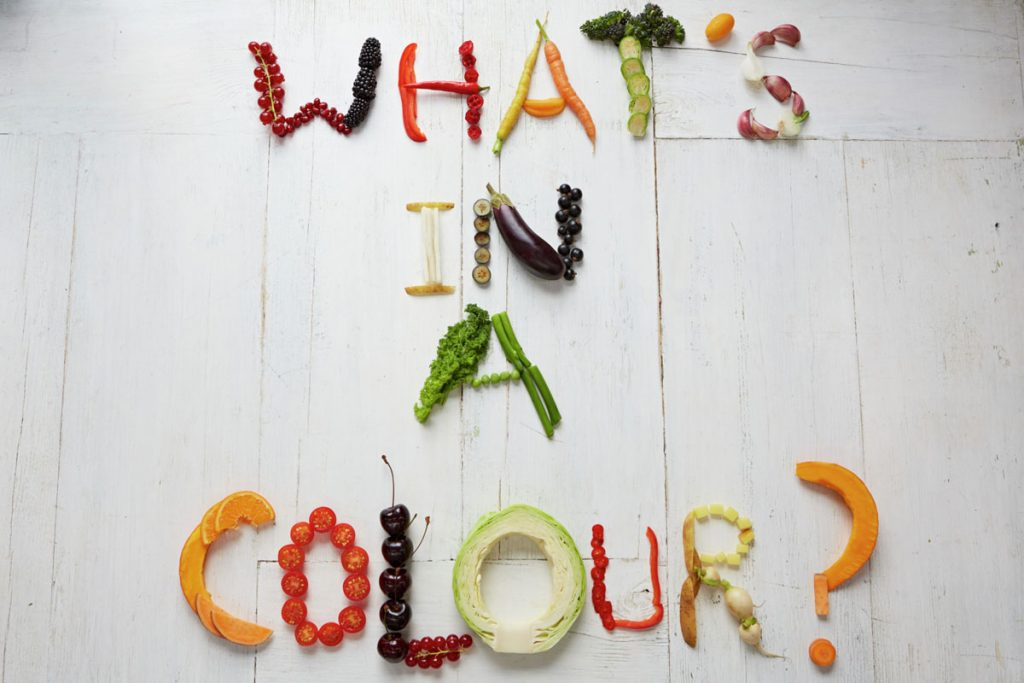 What's in a colour? A guide to eating the rainbow | Features | Jamie