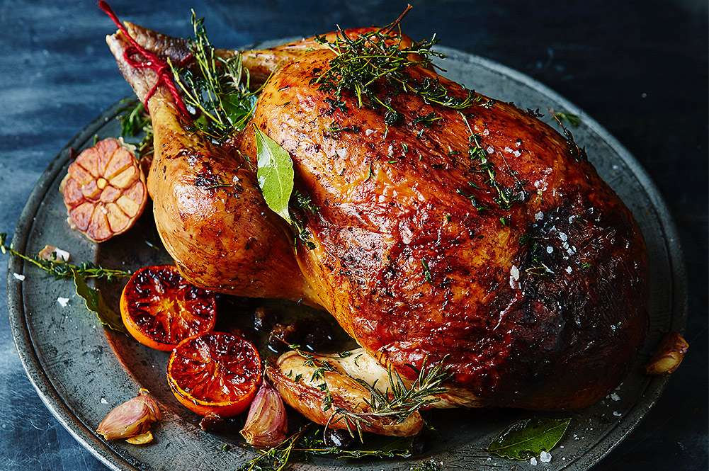 Tips Timings For Perfect Turkey Features Jamie Oliver