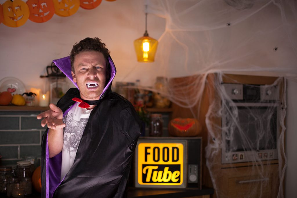 jamie as a vampire