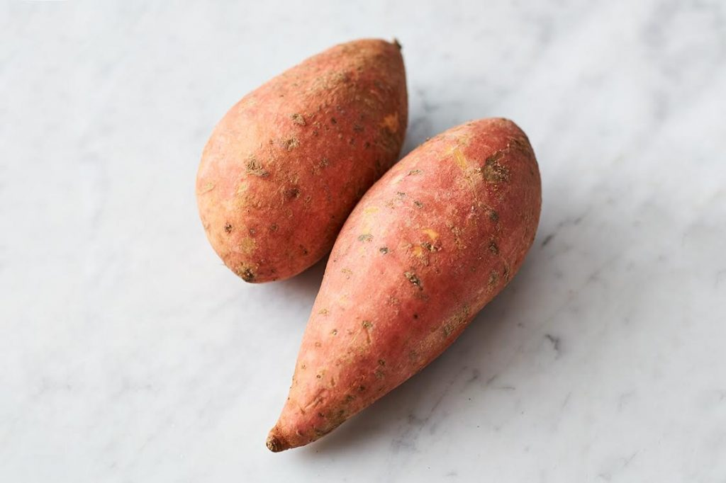 photo of sweet potato