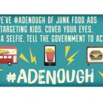 #AdEnough campaign