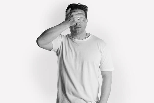 #AdEnough jamie oliver campaign, jamie with hand over eyes