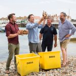 british brown crab by fishermen and jamie