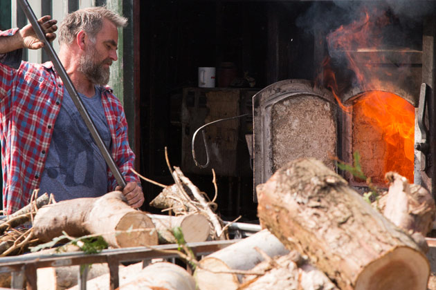 best charcoal wood fire