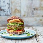 best vegan recipes vegan burger