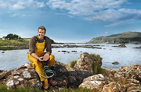 Ethical shellfish company