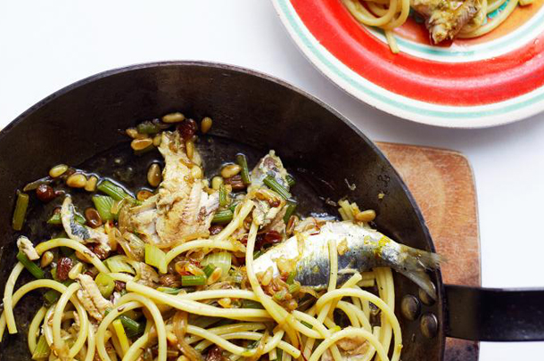 Quick healthy sardine recipes jamie oliver features forumfinder Image collections