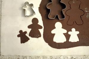 Gluten-free Christmas gingerbread