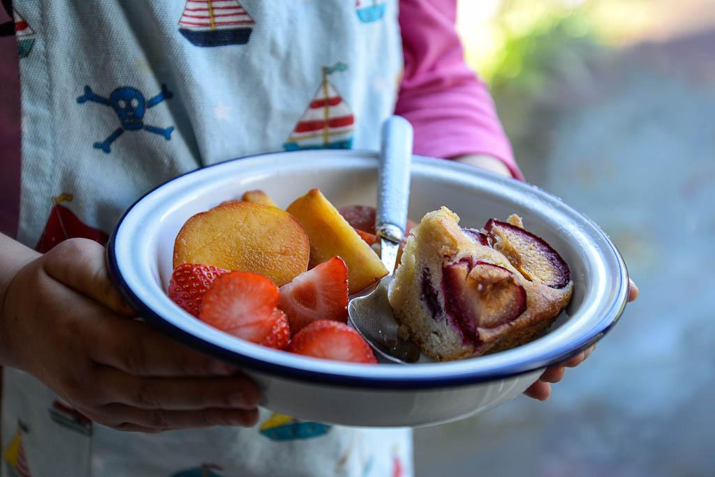 Polish Cake Recipes Uk: Inspired By My Childhood: Polish Plum Cake