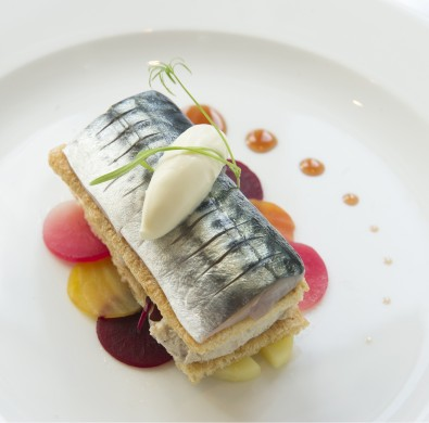 Starters - Line Caught Mackerel 2