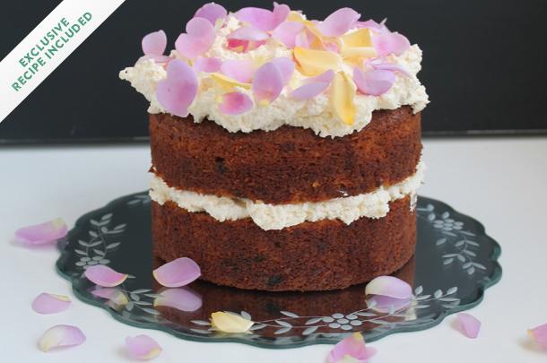 iranian carrot cake recipe