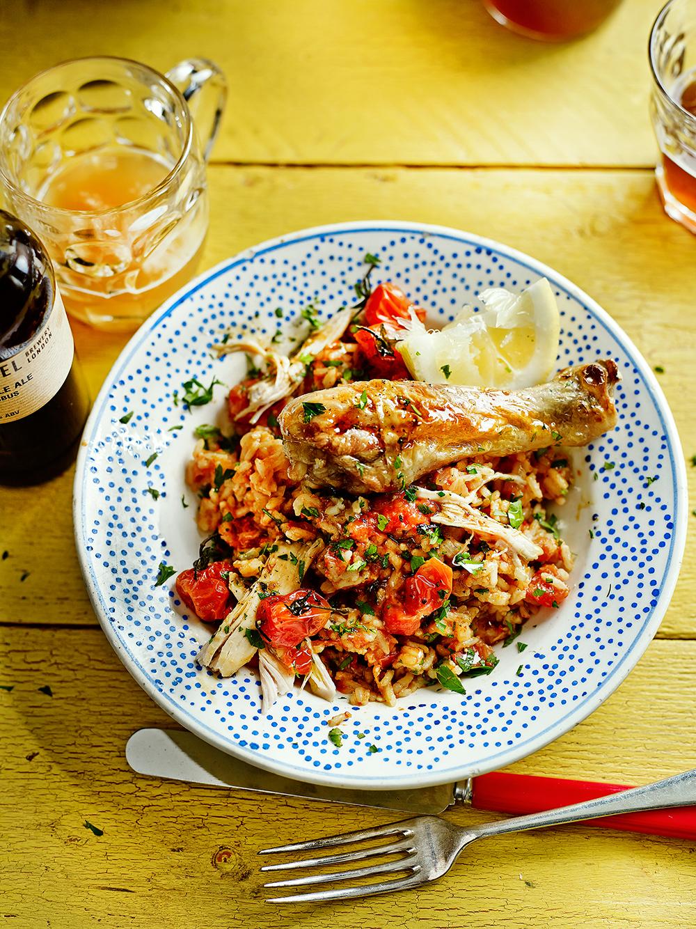 Ghana: Jamie's Jollof rice recipe - Jamie Oliver | Features