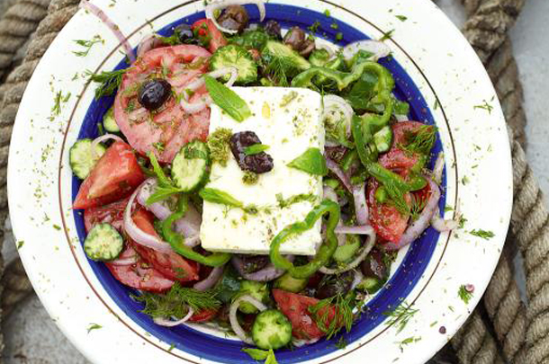 Is the Greek diet the healthiest in the world? - Jamie Oliver | Features