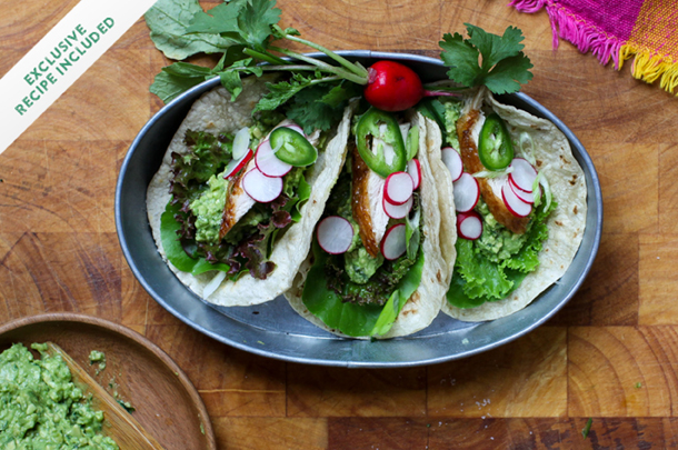 family-friendly taco recipe