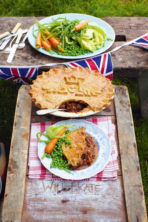 Great british bake off pies tarts week jamie oliver - Cuisine jamie oliver ...