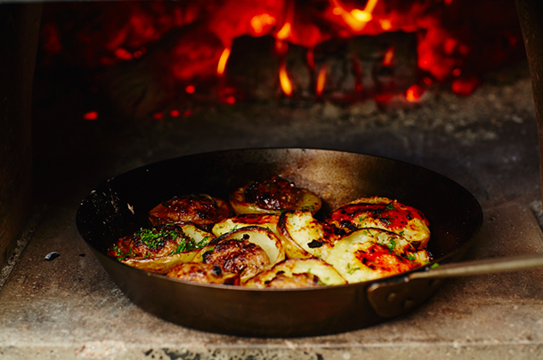 Wood Fired Autumn Food Jamie Oliver Features